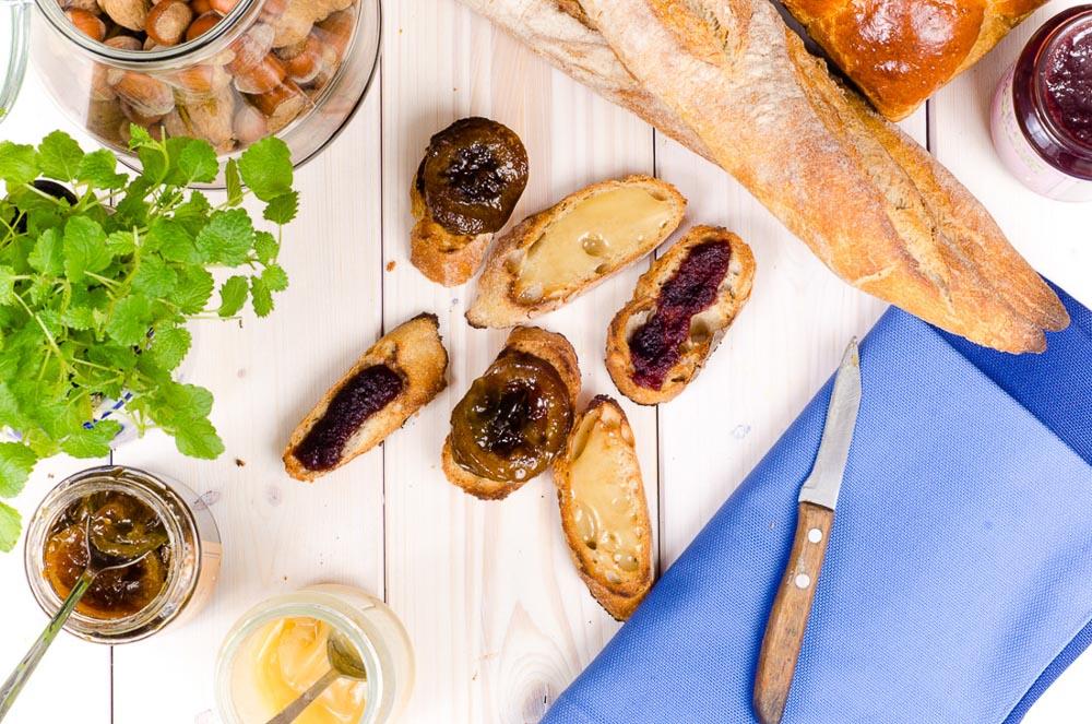 Fotografia Kulinarna Francuskie śniadanieayuko Studio