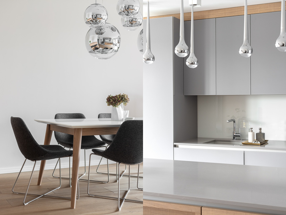 fotografia wnętrz minimal sesje wnętrz minimalistyczne mieszkanie w krakowie zaprojektowane przez magda zięba